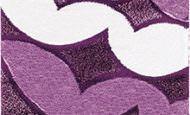 Flora Halı Lila Renk Halı Desenleri
