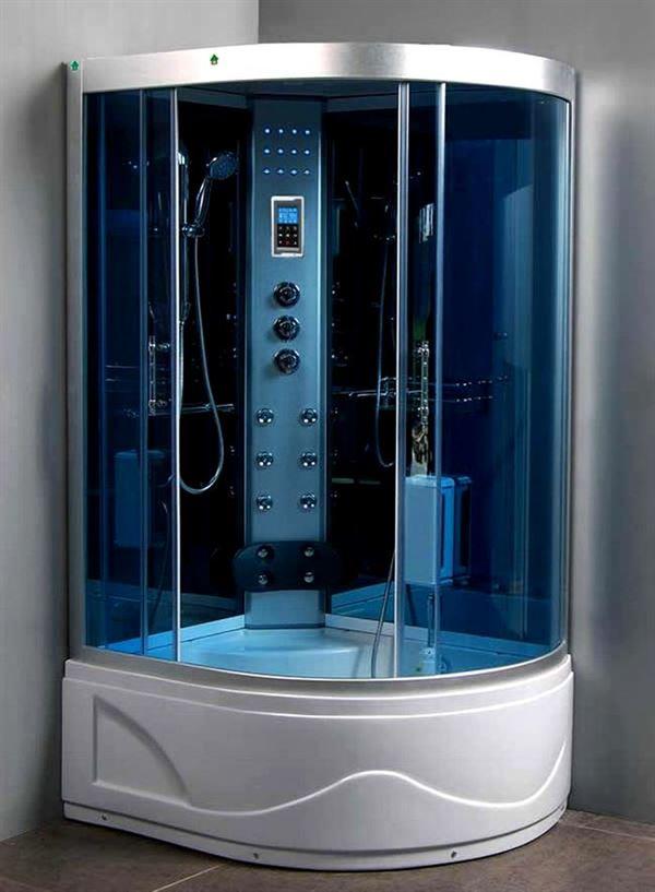 Buharlı Modern Duşa Kabin Modelleri 7