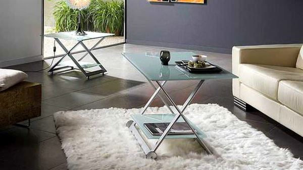 oturma odası ufak masa modelleri