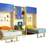 Gaysan Mobilya Fonksiyonel Çocuk Odaları 5