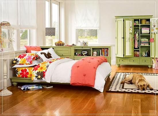 kız çocuk odası - genc kiz yatak odasi dekorasyonu - Genç Kız Yatak Odası Fikirleri