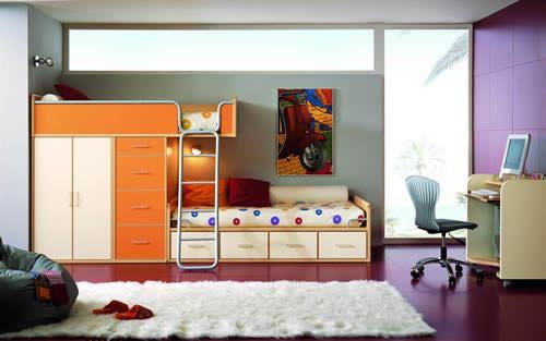 Genç Odası Dekorasyon ip Uçları 7