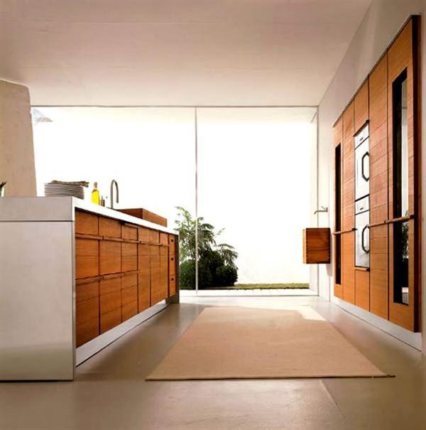 genis-depolali-mutfak geniş depolama Özelliğine sahip mutfak tasarımı