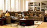 Oturma Odası Geniş Köşe Takımı Modelleri