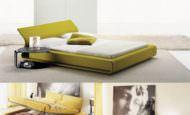 Lüks 2012 Yatak Odası Modelleri