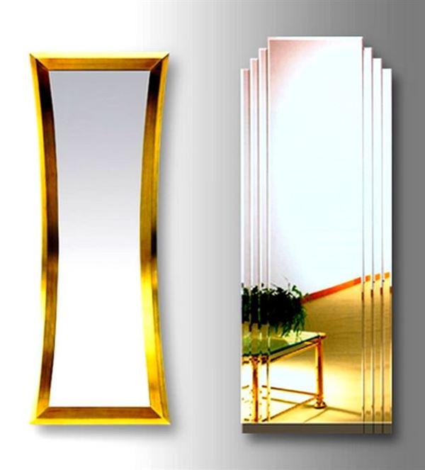 Yaşam Alanlarınıza Modern Ayna Modelleri 5