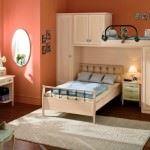 Çocuk Odasına Renkli Eğlenceli Dekorasyon Stilleri 3