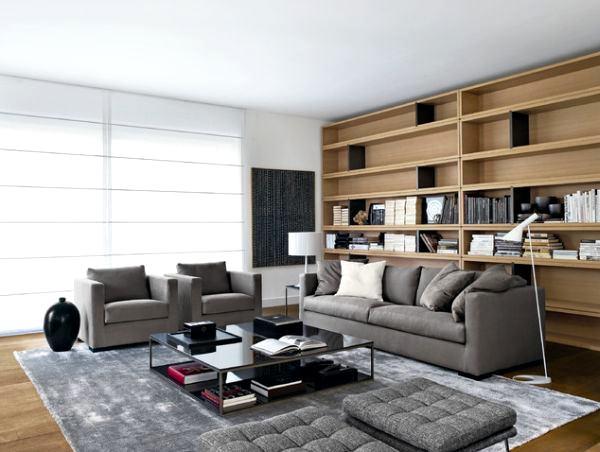 Modern Dekoratif Oturma Odası Dekorasyon Fikirleri 5