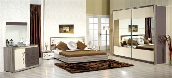 Merinos Yeni Tasarım Yatak Odası Modelleri 9