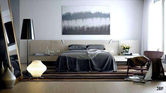 yatak odası süsleme