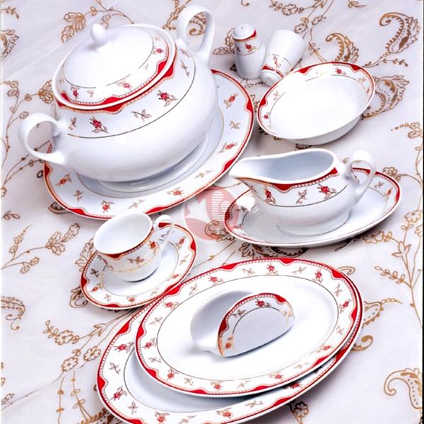 Güral Porselen Yeni Yemek Takım Modelleri 16