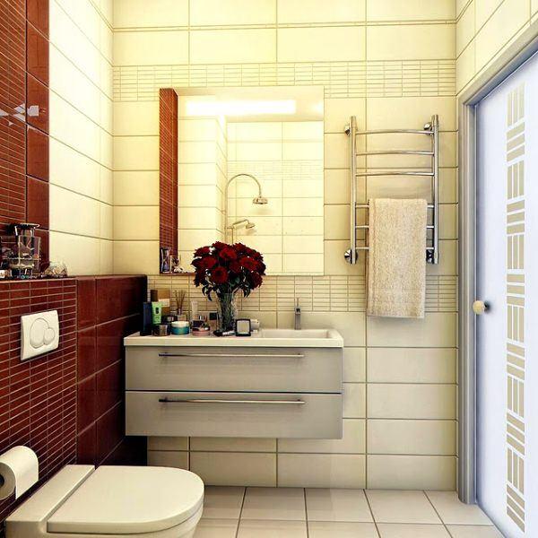 Ultra Lüks Dekorasyonlu Banyo Örnekleri 9