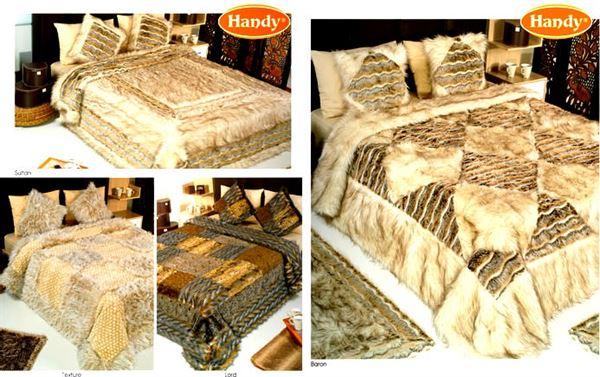 Modern Yatak Örtüsü Modelleri 13