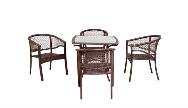 Tepe Home Dış Mekan Masa Sandalye Koltuk Modelleri 6
