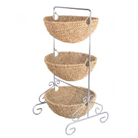 Dekoratif Mutfak Sebzelik Modelleri 2