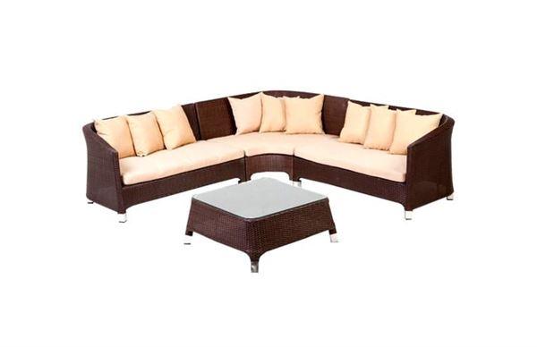 Tepe Home Dış Mekan Masa Sandalye Koltuk Modelleri 1