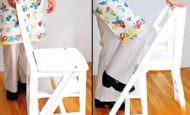 Merdiven Olabilen Sandalye
