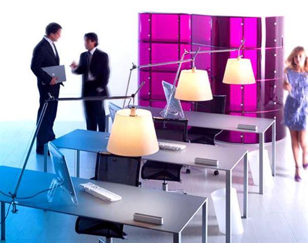 Modern Dekoratif Renkli Masa Lambaları 1