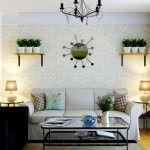 Zarif Ve Şık Oturma Odası Dekorasyon Fikirleri 2