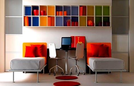 Çocuk Odası Dekorasyon Ve Mobilya Fikirleri 11