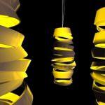 aydınlatma - ilginc avize sarkit model 150x150 - İlginç Mekan Aydınlatma Modelleri