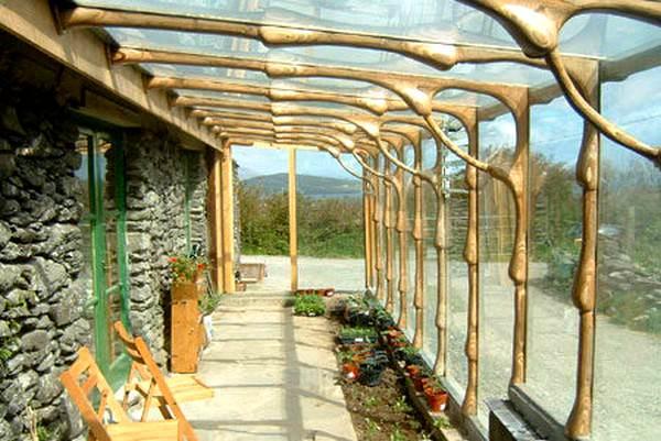 Kış Bahçeleri Yaratma Fikirleri 5