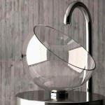 Lüks İlginç Banyo Lavabo Tasarımları 3