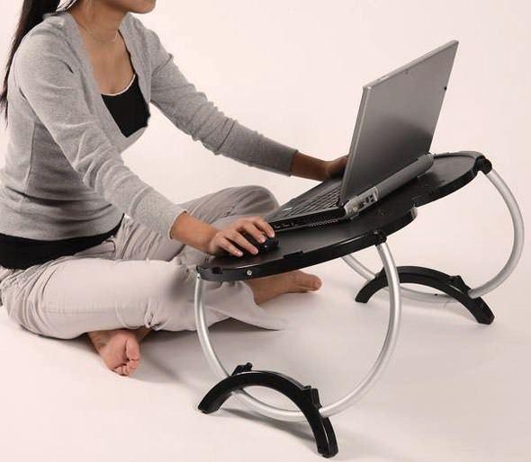Fonksiyonel İlginç Laptop Masası Modelleri 4