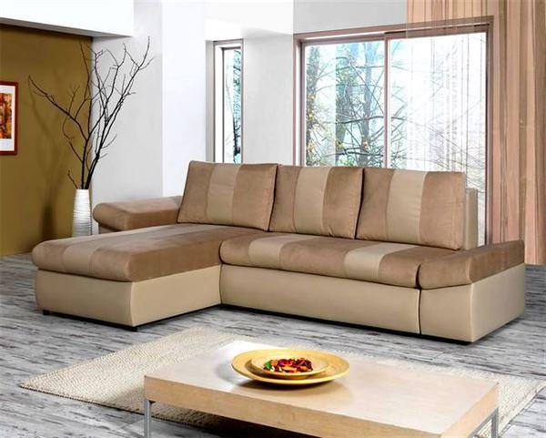 İpek mobilya renkli köşe koltuk modelleri - ipek mobilya retro sutlu kahve yastikli kose koltuk - İpek Mobilya Renkli Köşe Koltuk Modelleri