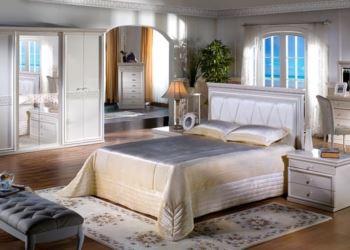 istikbal-klasik-barok-beyaz-yatak-odasi