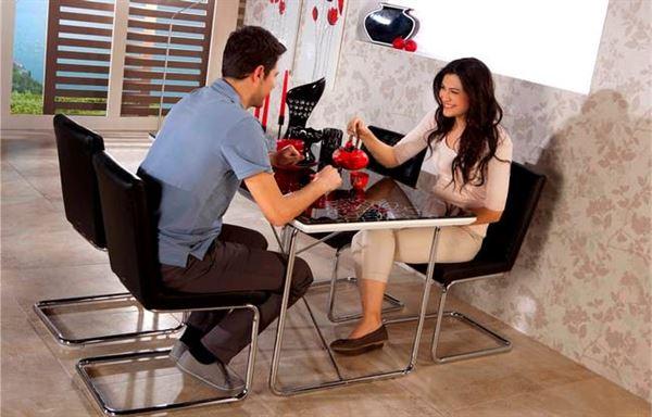 İstikbal Mobilya Mutfak Masa Sandalye Takımları 11