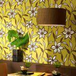 dekoratif modern İtalyan duvar kağıt modelleri - italyan cicek desenli duvar kagit modeli 150x150 - Dekoratif Modern İtalyan Duvar Kağıt Modelleri