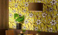 Dekoratif Modern İtalyan Duvar Kağıt Modelleri