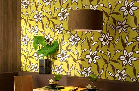 Dekoratif Modern İtalyan Duvar Kağıt Modelleri 4