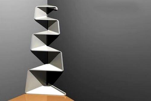 Modern Yeni Tasarım Kitaplık Modelleri 8