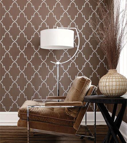kahve desenli duvar kağıtları yeni tasarım duvar kağıt desenleri ve renkleri
