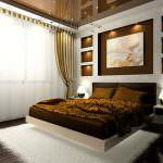 Büyük Yatak Odası Dekorasyon Fikirleri