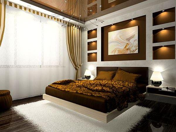 Büyük Yatak Odası Dekorasyon Fikirleri 14