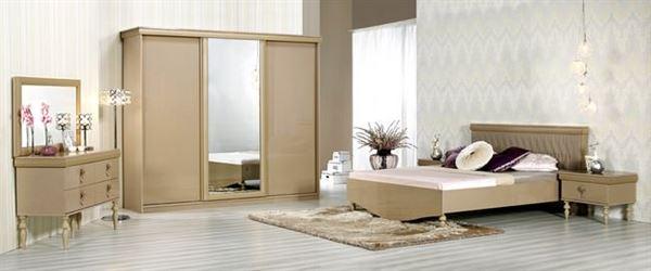 Merinos Yeni Tasarım Yatak Odası Modelleri 1