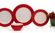 Karaca Yeni Porselen Yemek Takımı Modelleri