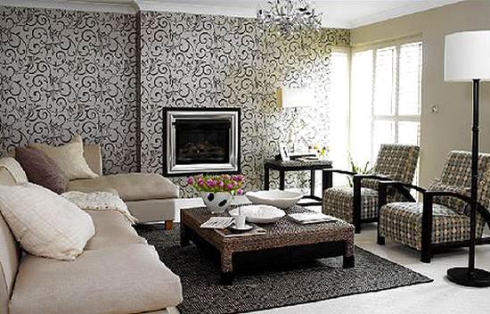 modern lüks dekorasyon stilleri