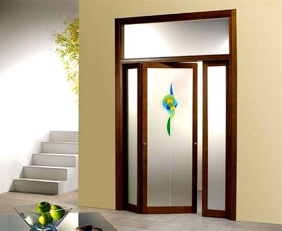Katlamalı İç Mekan Kapı Modelleri 4