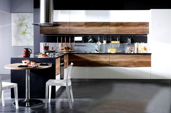 kelebek mutfak tasarımları