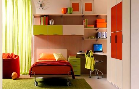 Çocuk Odası Dekorasyon Ve Mobilya Fikirleri 14