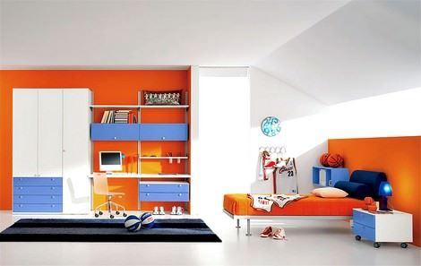 Çocuk Odası Dekorasyon Ve Mobilya Fikirleri 15