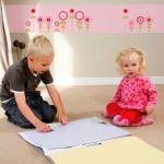 Çocuk Odası Sticker Duvar Süsleri 3