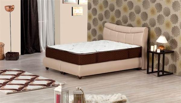 kilim-Bamboo-Pedli-Yatak-Kahve kilim mobilya yatak modelleri - kilim Bamboo Pedli Yatak Kahve