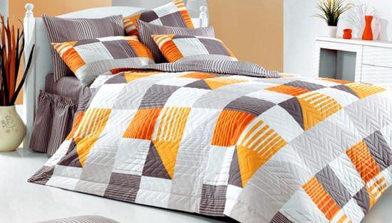 Kilim Mobilya Yatak Örtüsü Uyku Setleri Modelleri 8