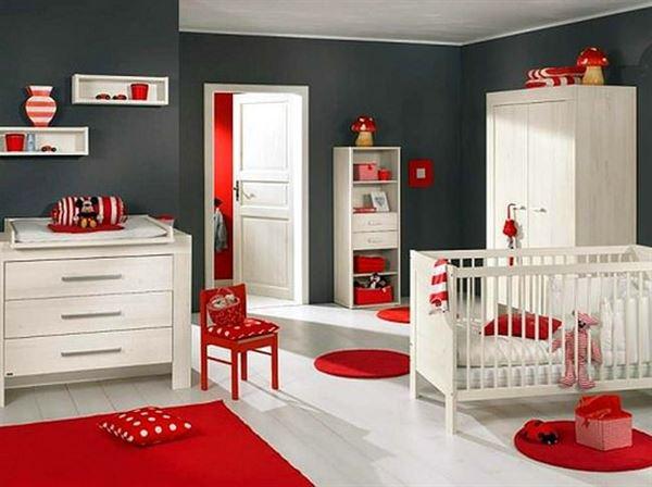 Sevimli Bebek Odası Dekorasyon Fikirleri 2