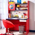 Çocuk Odası Ders Çalışma Masaları 2